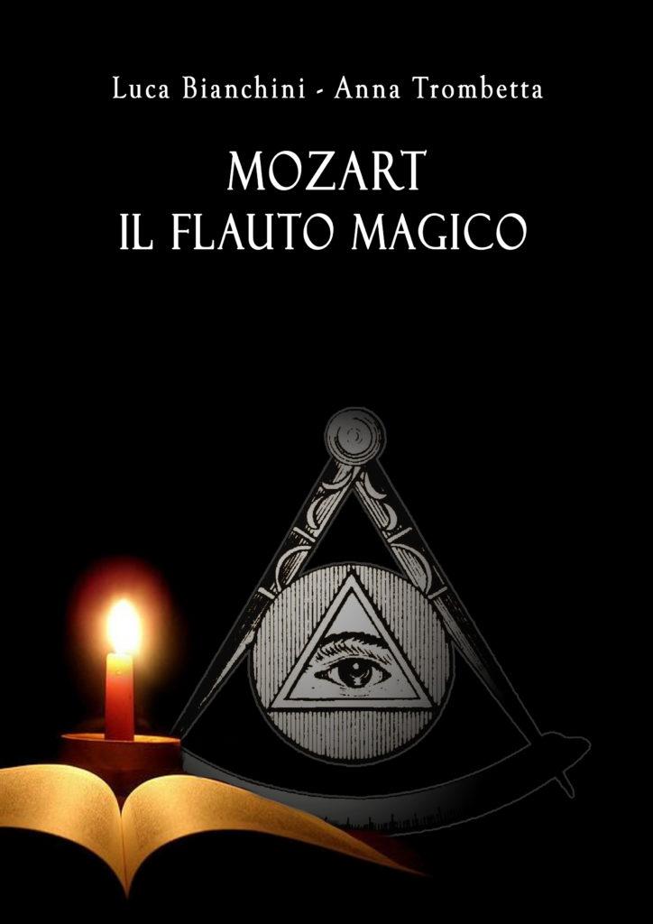 Copertina del Nuovo Libro Mozart Il flauto magico