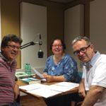 Luigi Picardi intervista Anna Trombetta e Luca Bianchini a Radio Vaticana