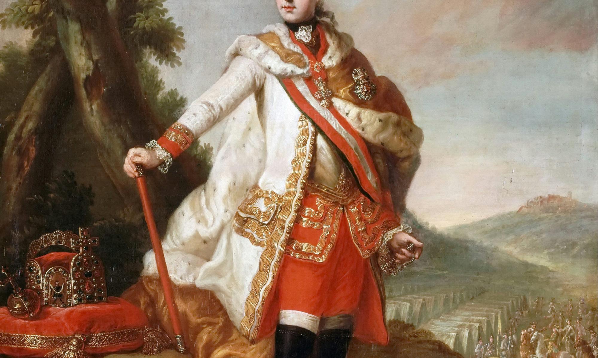 Imperatore Giuseppe II, Versailles